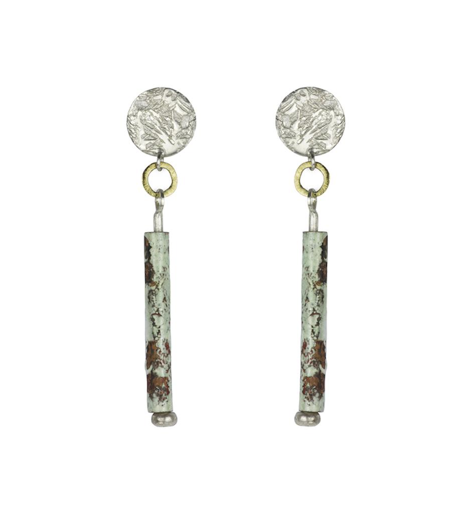 Posh Pipe earrings