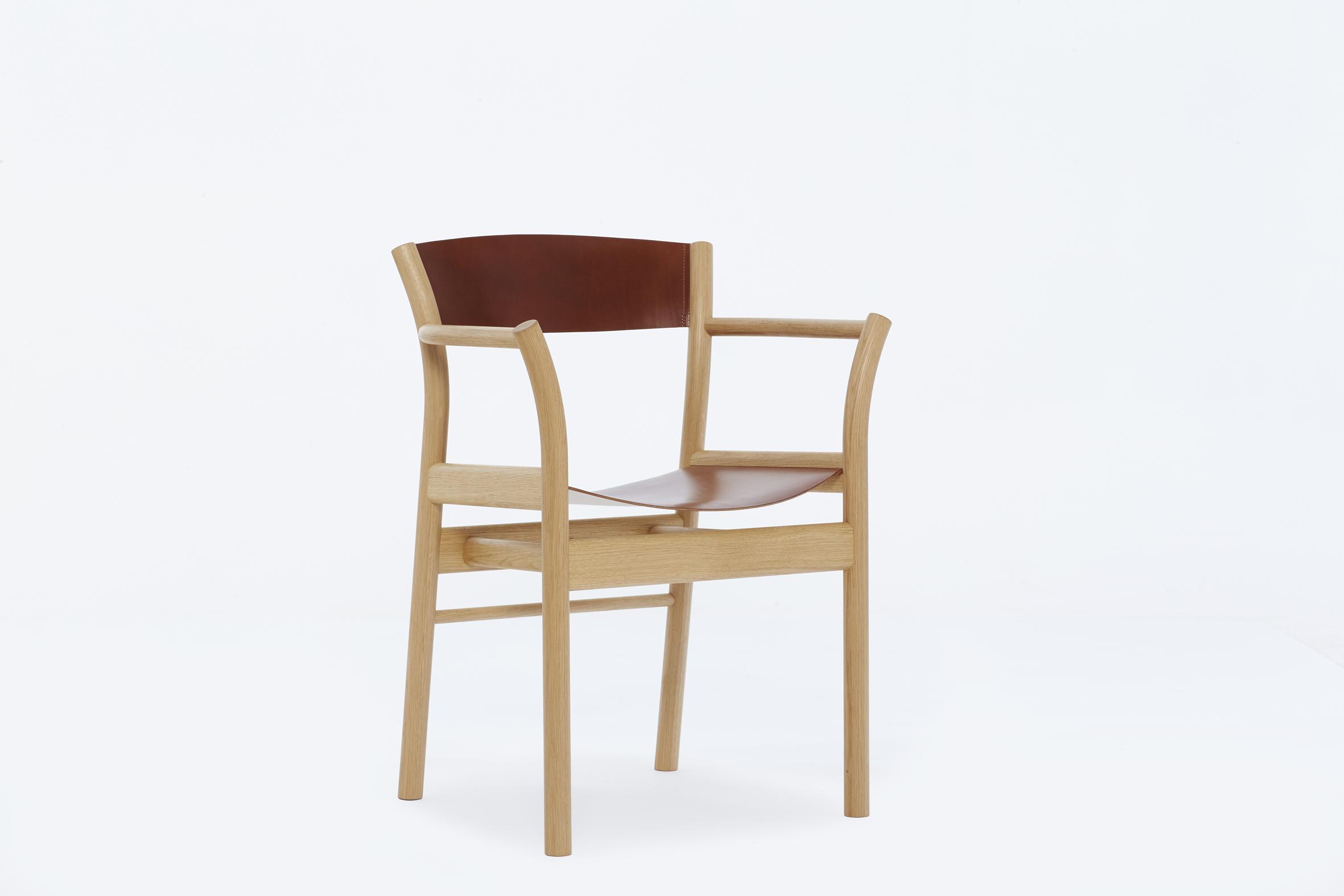 Oxbow Armchair
