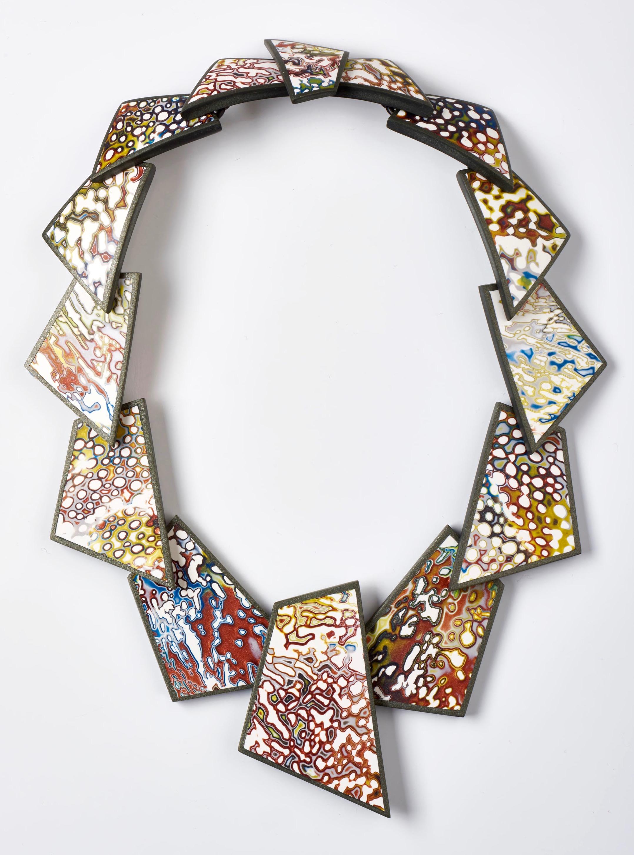 Lichen Shards Necklace