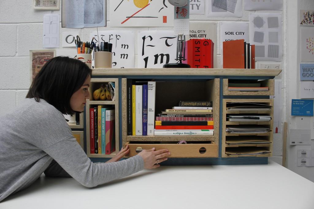 Zag Desk Tidy