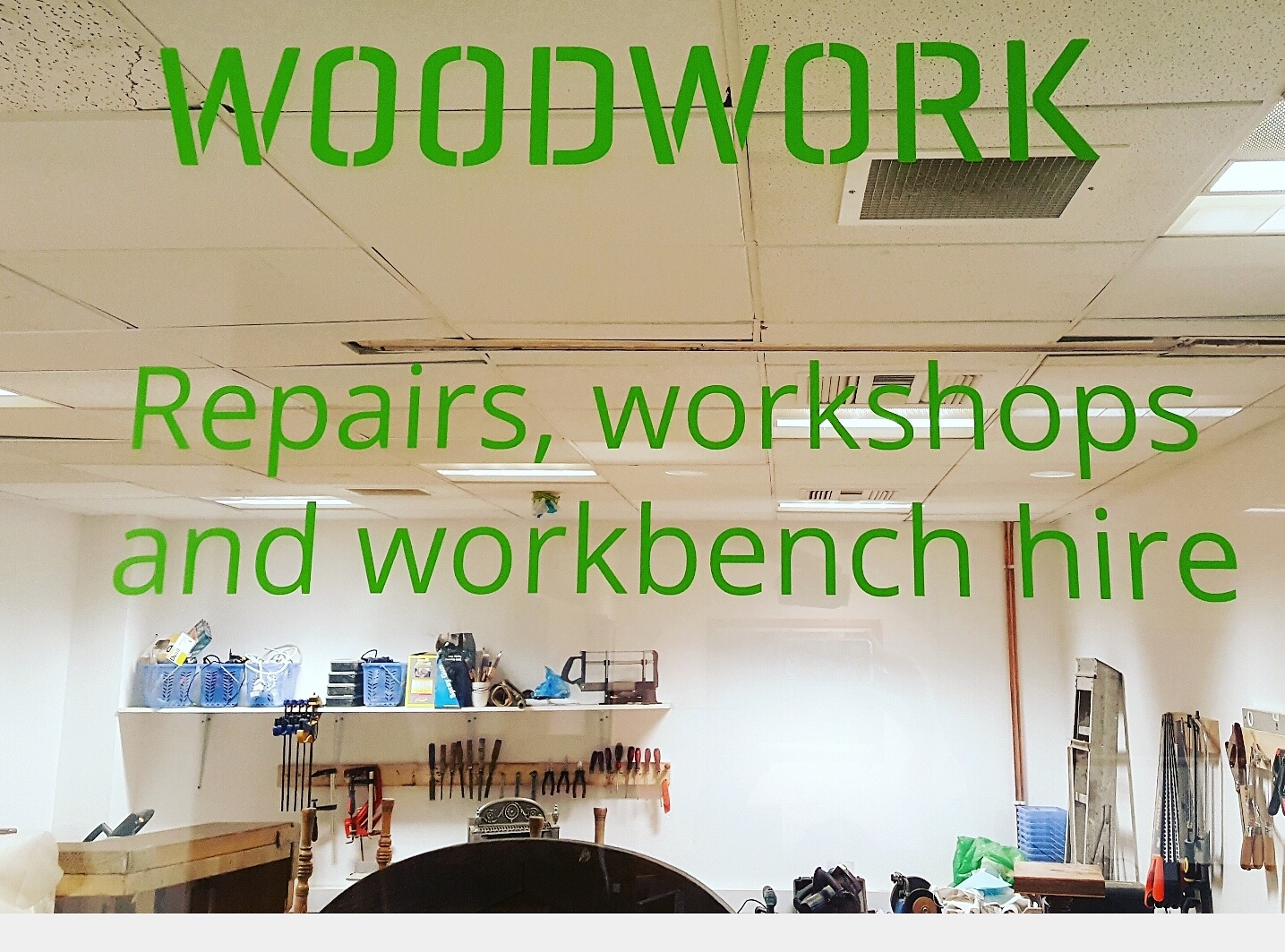 Furniture Repair & Restoration Workshop
