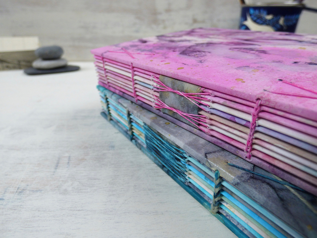 Hand Dyed Books