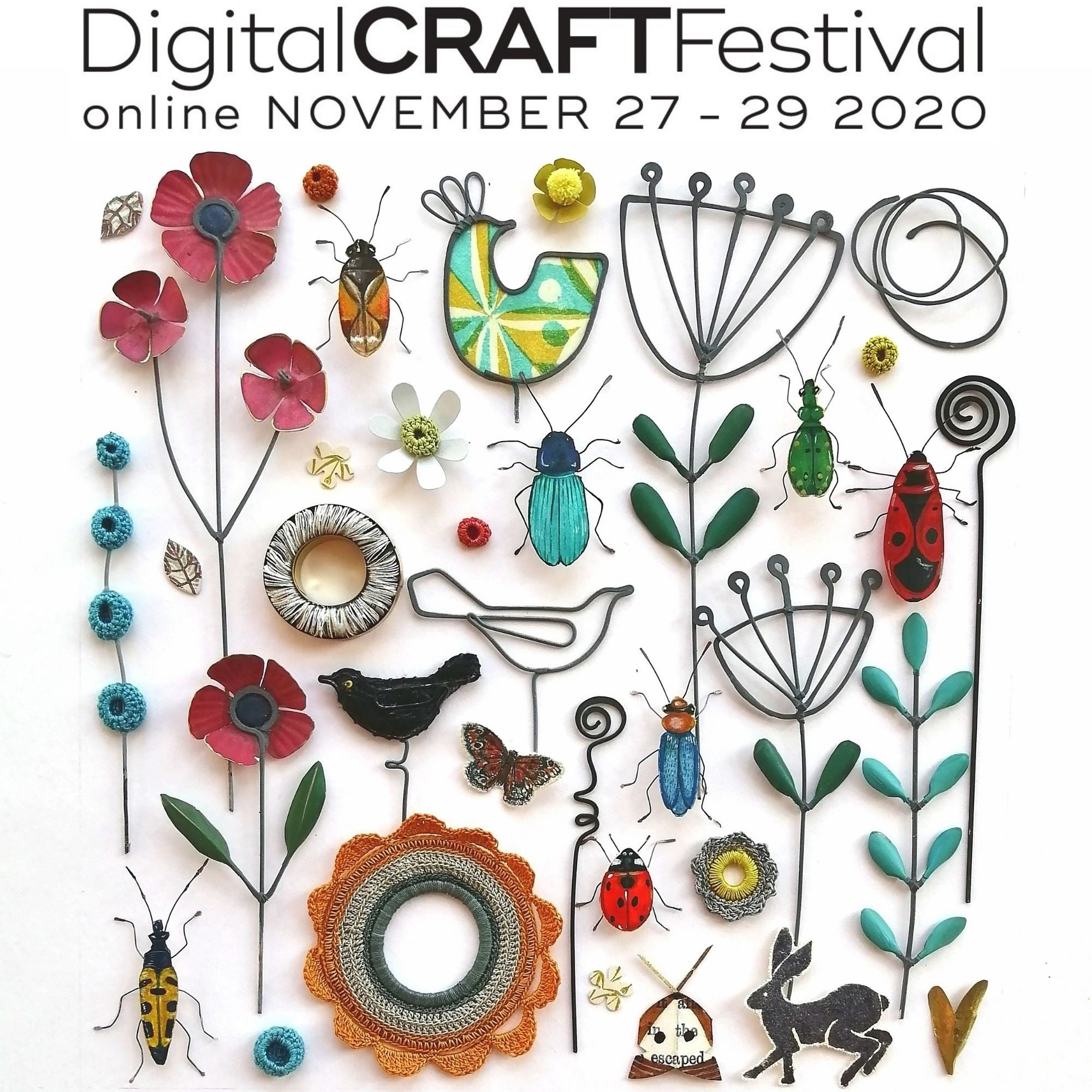Digital Craft Festival 27 - 29 November 2020