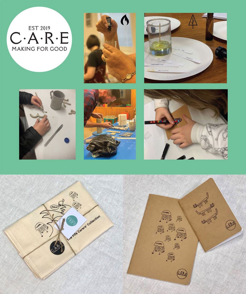 CARE Making for good – The Fife Carers' Collection 1