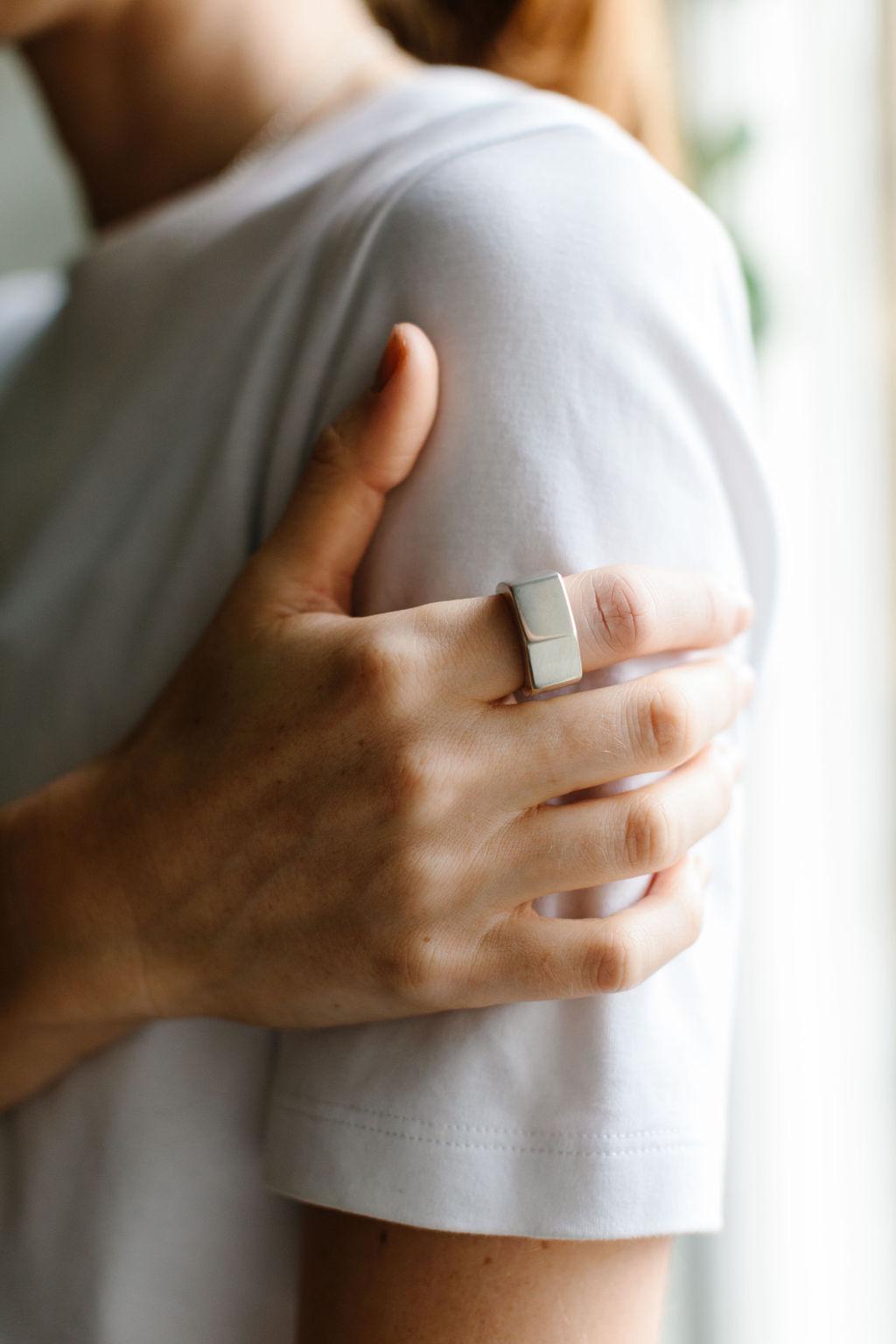 Wide Slab Ring