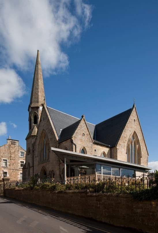 West Kilbride Craft Town Scotland