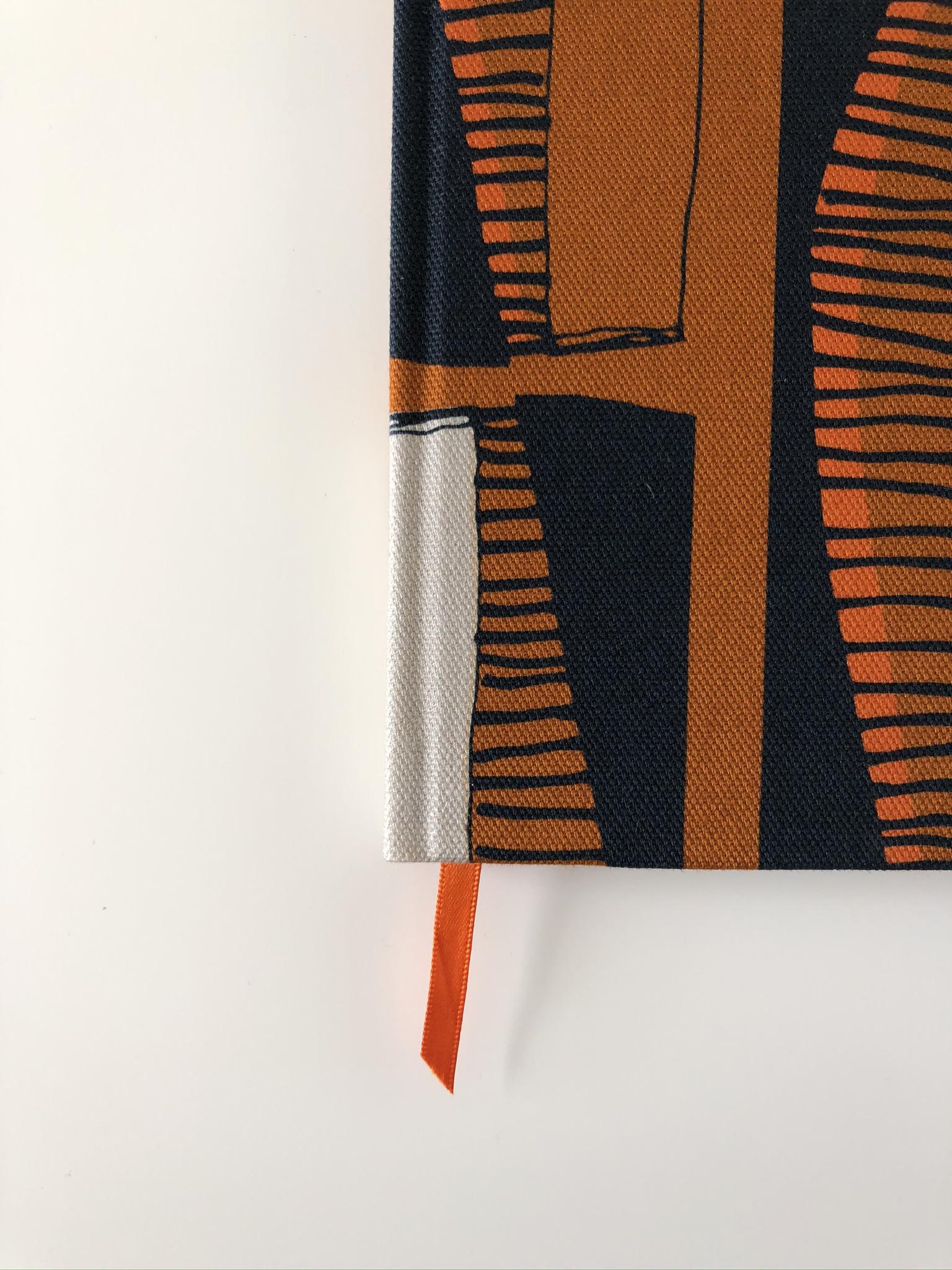 Luxury Fabric Notebook