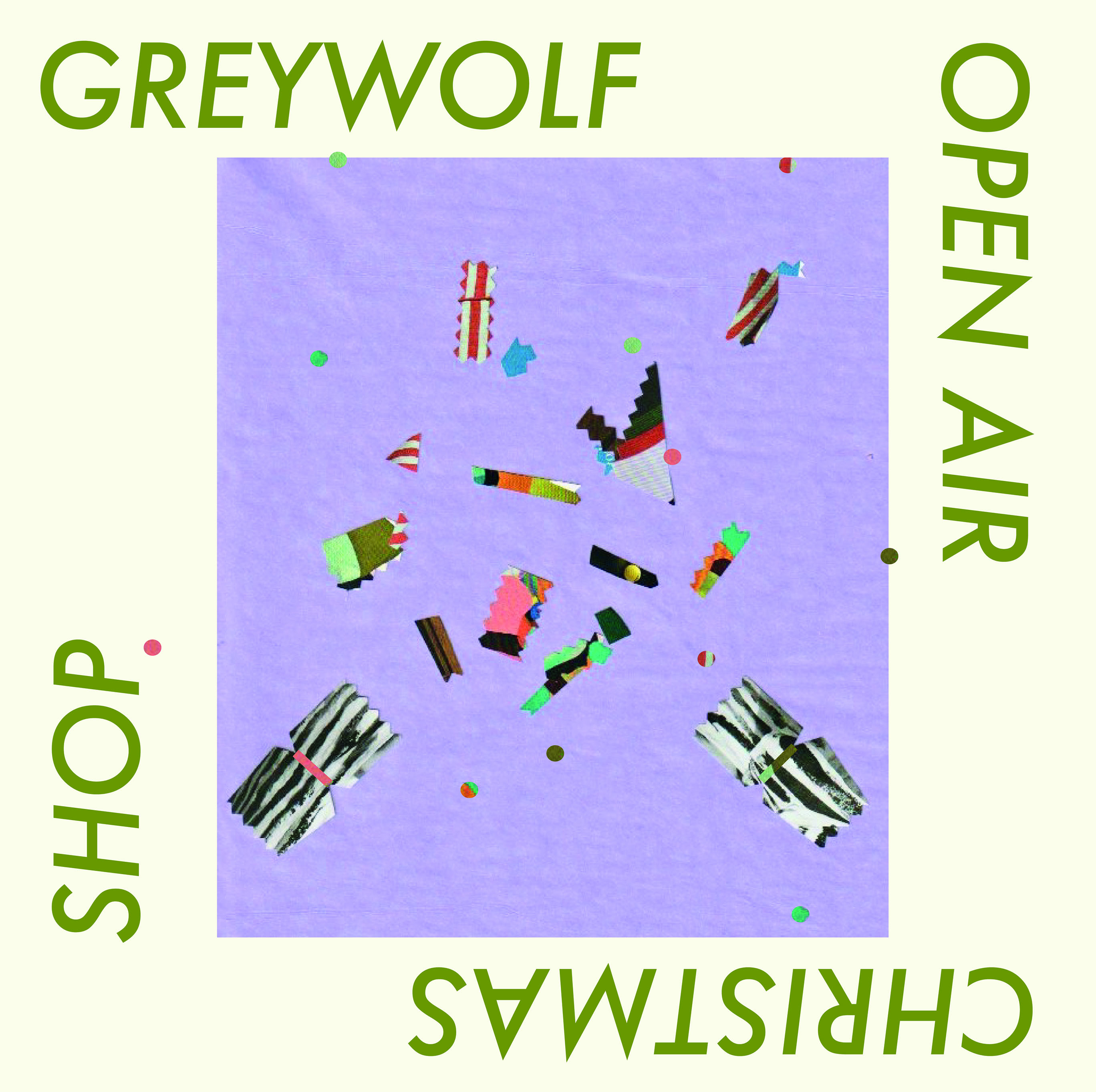 GREY WOLF OPEN AIR CHRISTMAS SHOP