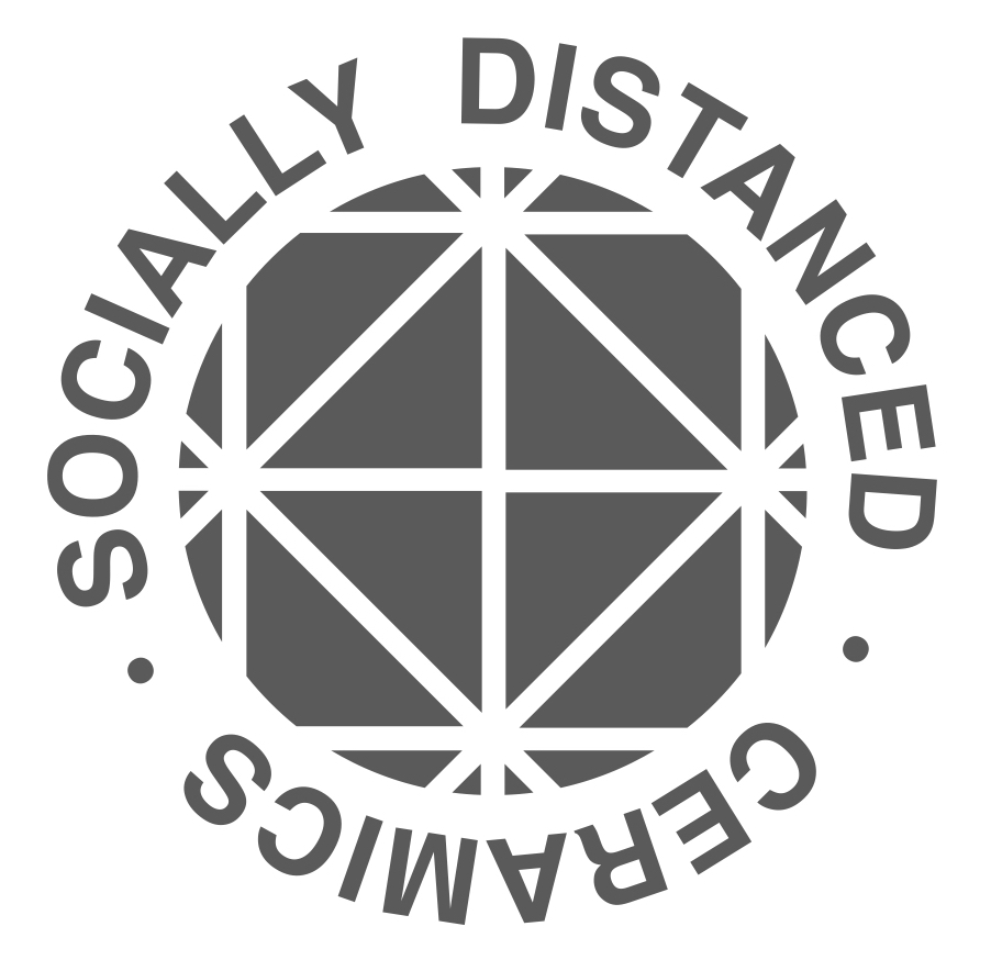 Socially Distanced Ceramics (online)