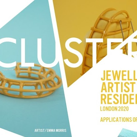 Cluster Contemporary Jewellery Artist-in-Residence
