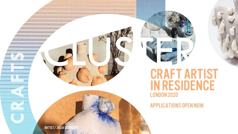 Cluster Craft Artist-in-Residence