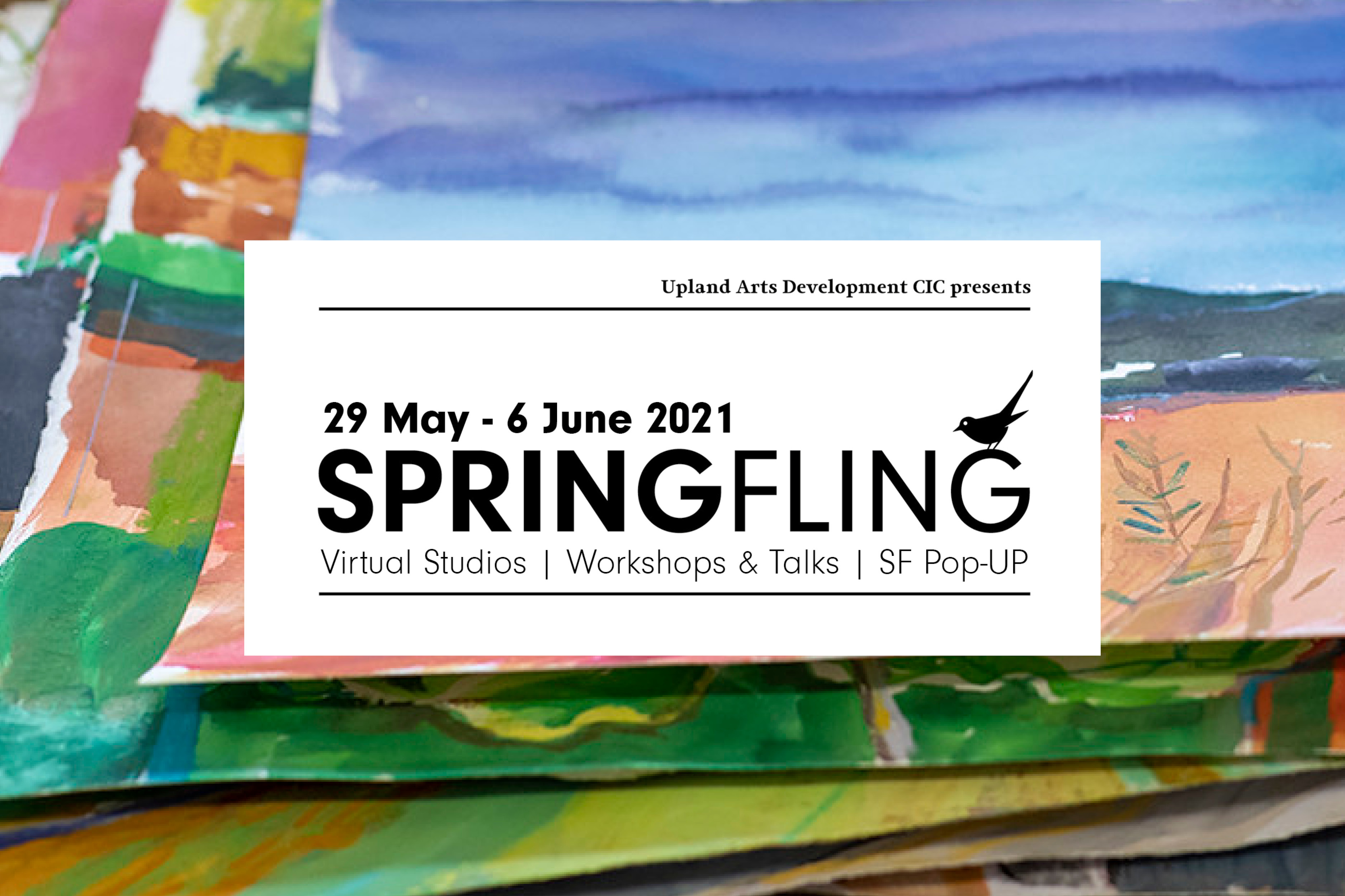 Spring Fling 2021: Applications Open for Dumfries & Galloway Artists Image #0
