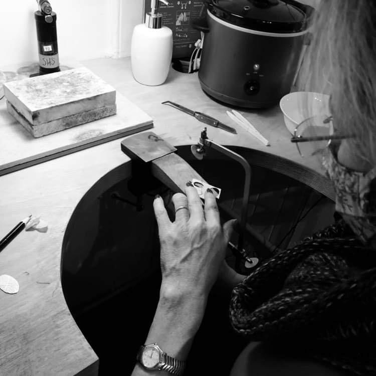 Make a Silver Pendant - One Day Taster Workshop