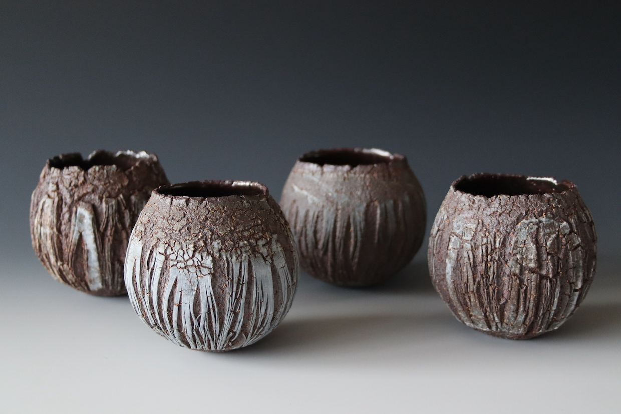 Small Forest cups