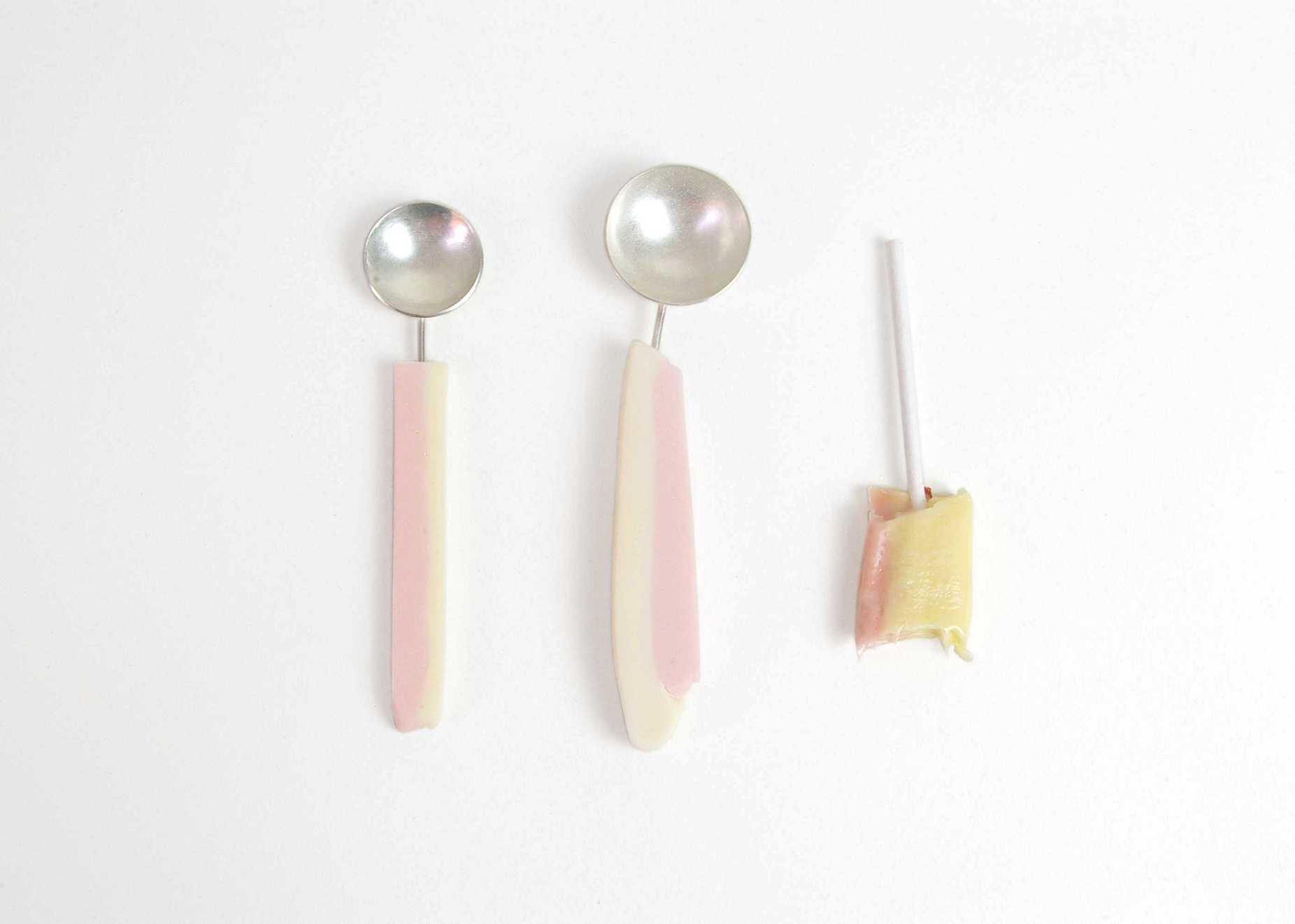 Drumstick Lolly Spoons