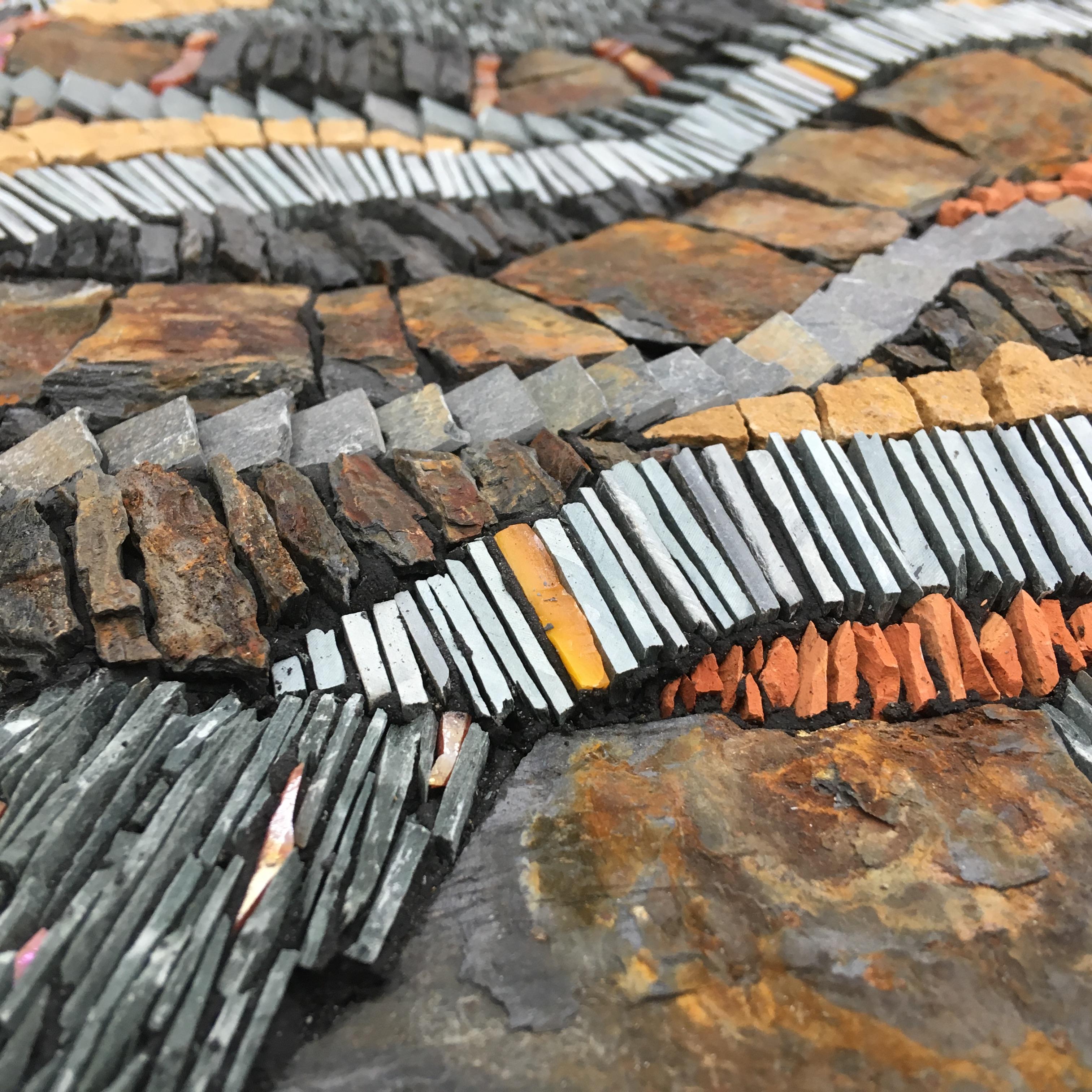 Natural Mosaics with Rachel Davies