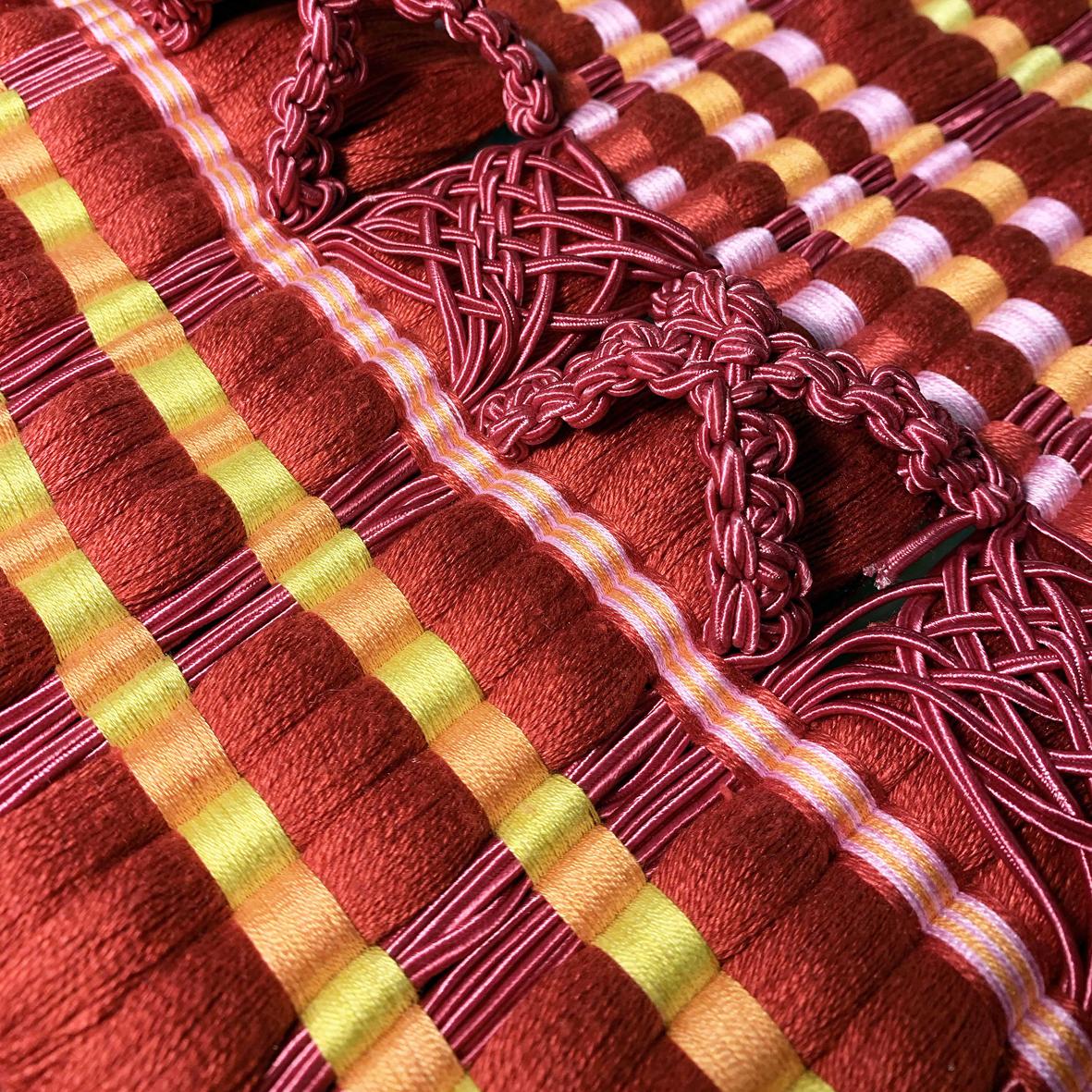 Passementerie Weaving with Elizabeth Ashdown