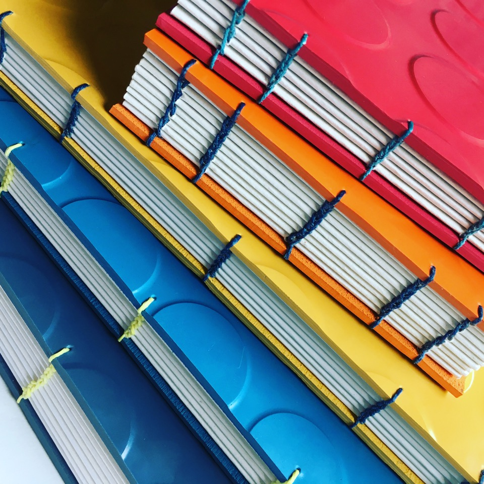Coptic Book Binding with Felicity Bristow