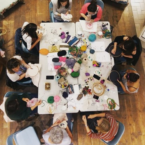 Central Scotland School of Craft: Fully Subsidised Craft Workshops
