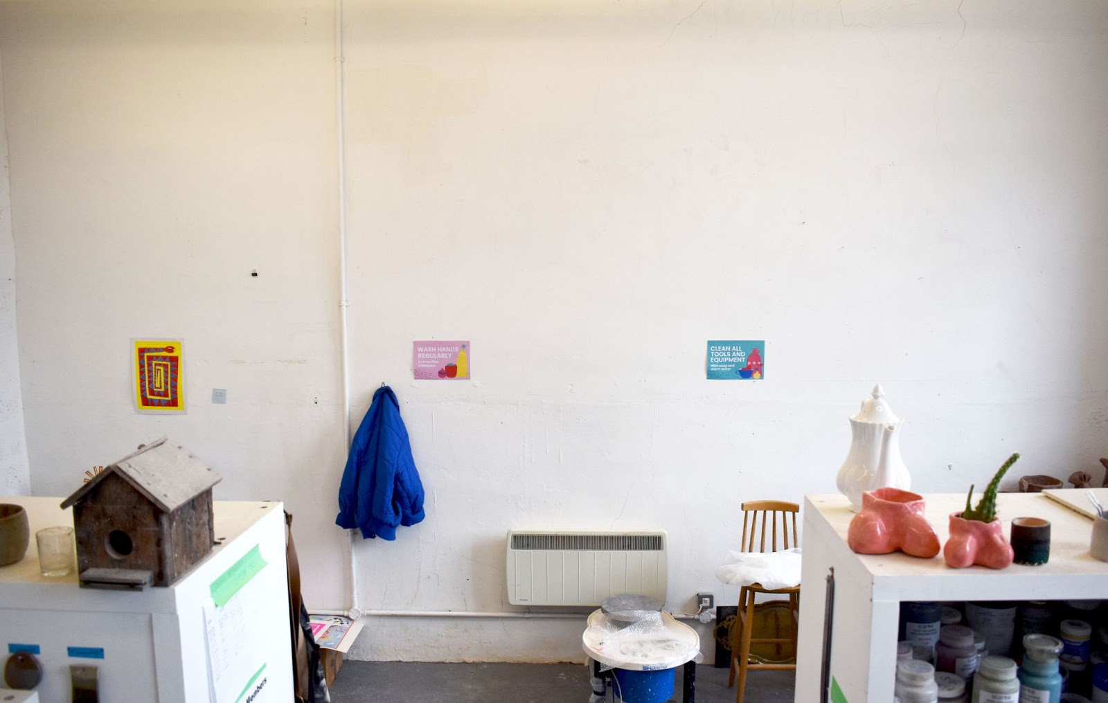 Open Call: Mural for Dundee Ceramics Workshop Image #0