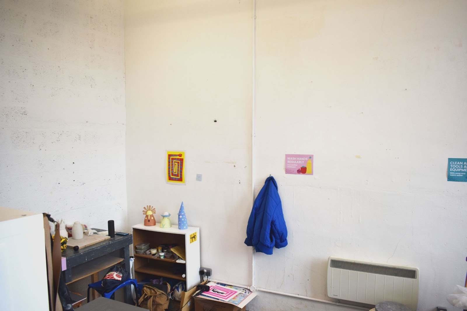 Open Call: Mural for Dundee Ceramics Workshop Image #1