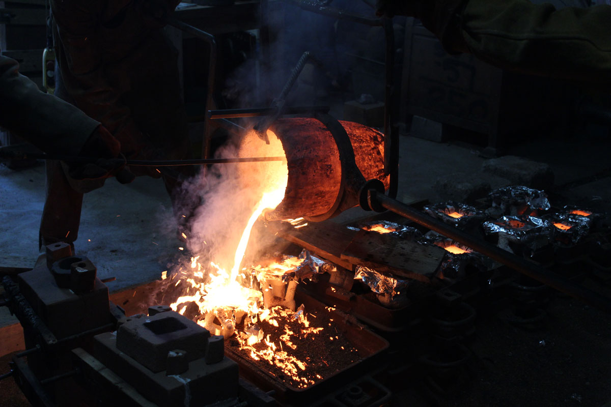 Introduction to Bronze Casting