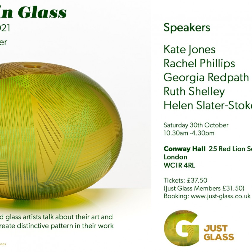 Patterns in Glass 2021 Seminar