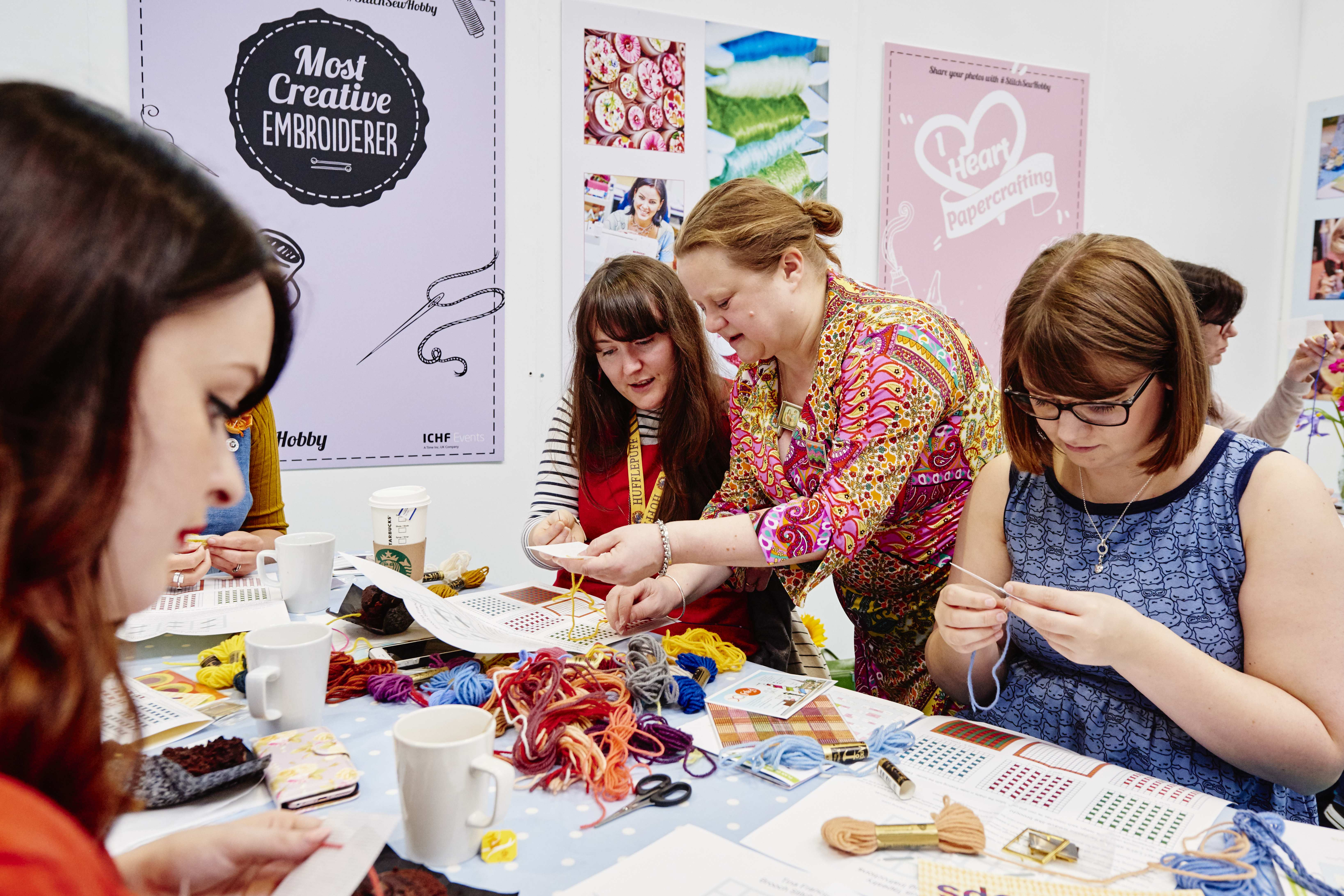 The Creative Craft Show Plus Crafts For Christmas Glasgow