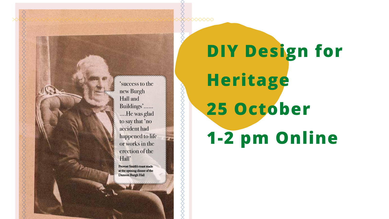 DIY Design for Heritage