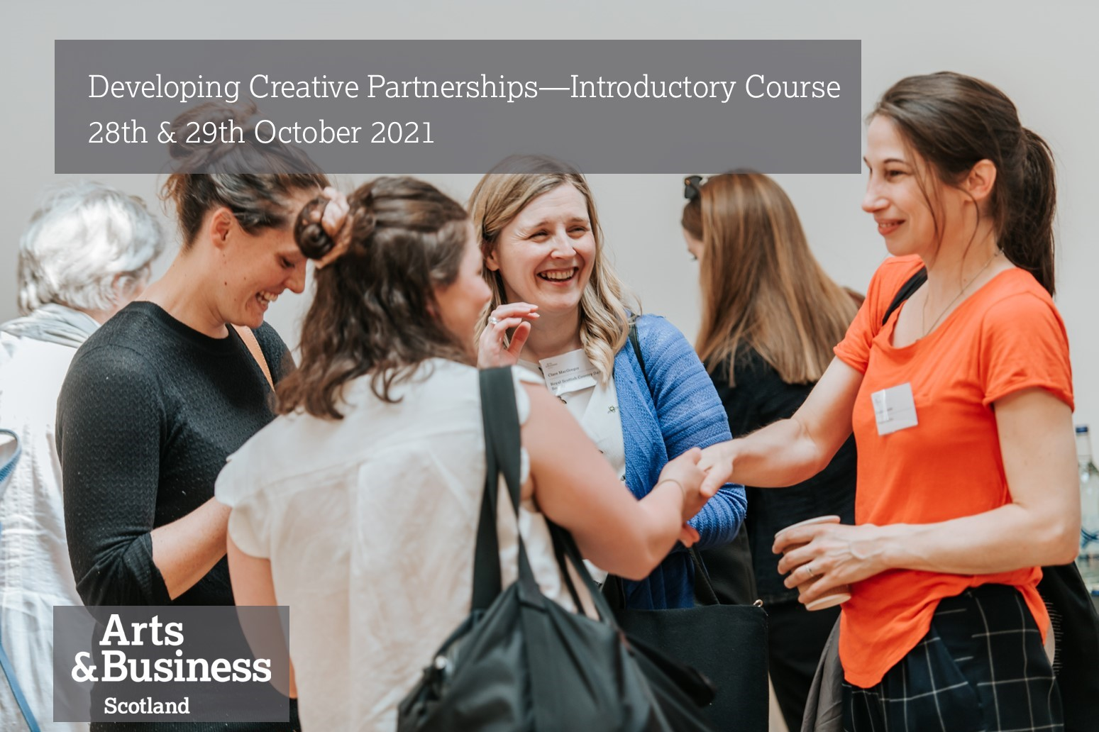 Developing Creative Partnerships - Introductory Course Image #0
