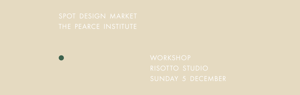 The Stationery Making Sessions with Risotto Studio