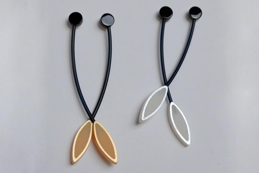 Aubin Stewart Bloom Earrings