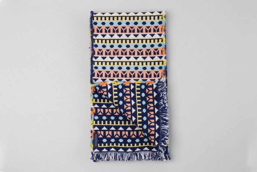Shop Heather Shields - Woven Toybox Scarf