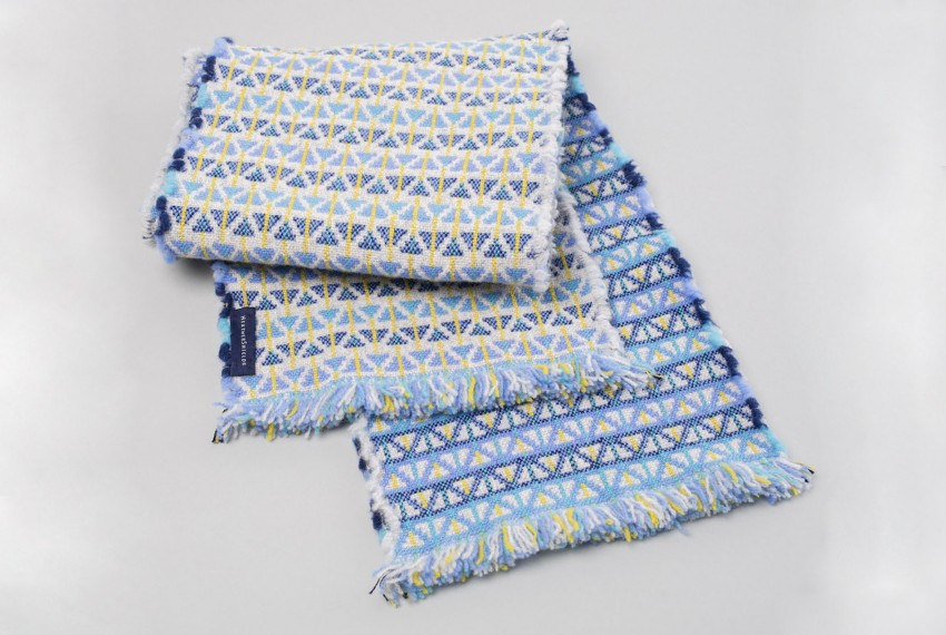 Shop Heather Shields - Woven Jazz Scarf