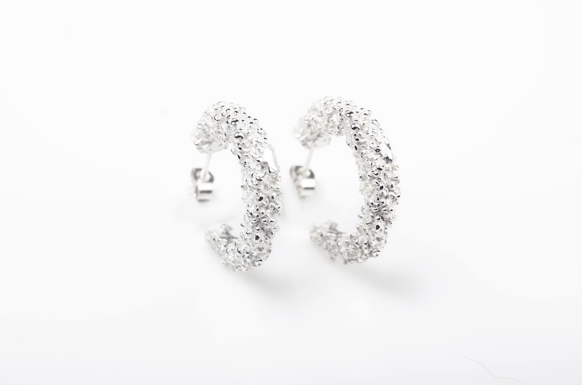 HGR Jewellery Vesta Hoops