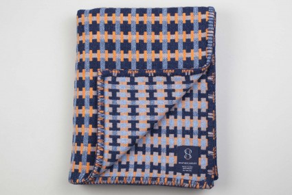 Shop Heather Shields - Woven Puzzle Blanket
