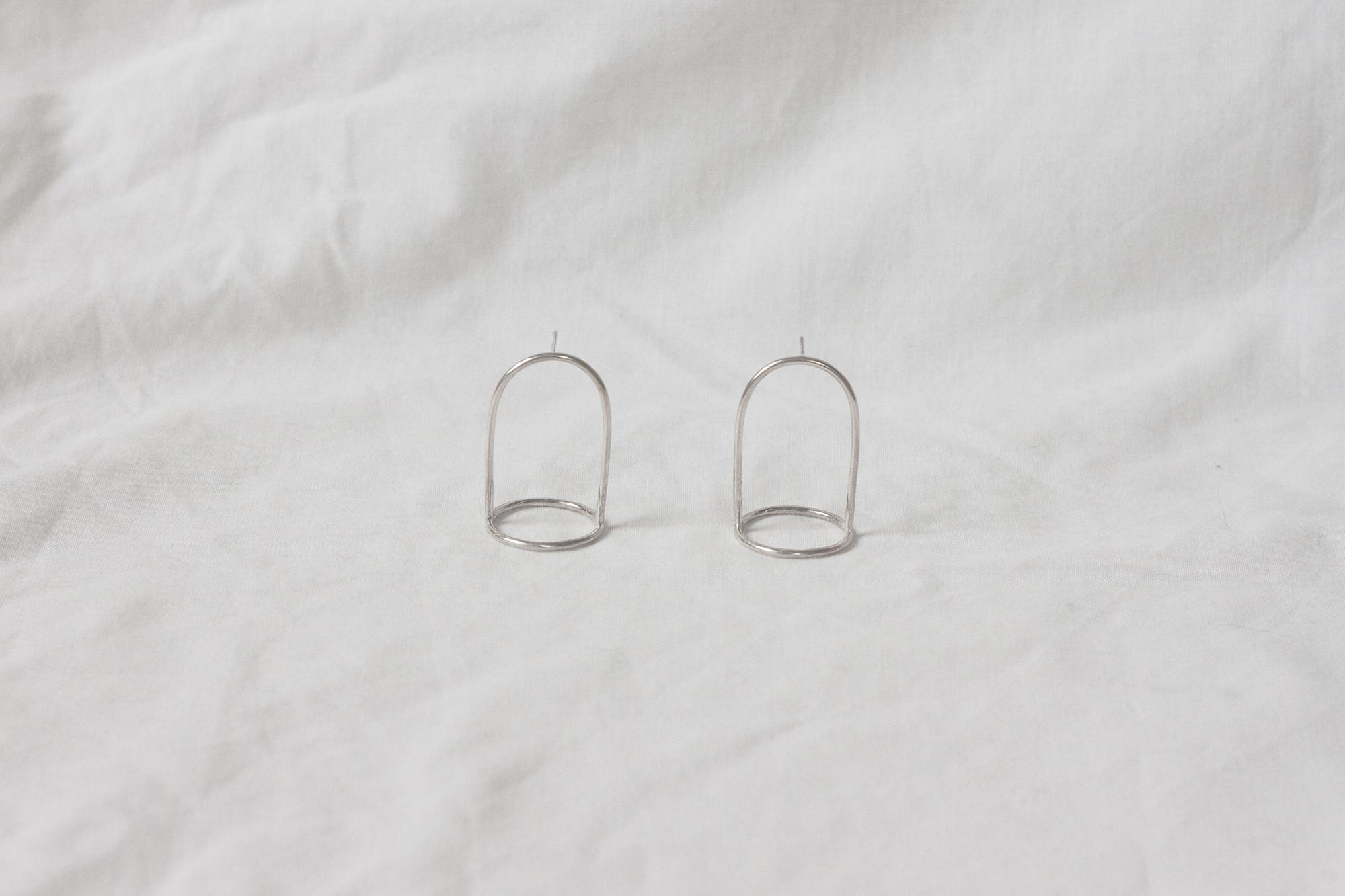 Bell Jar earrings