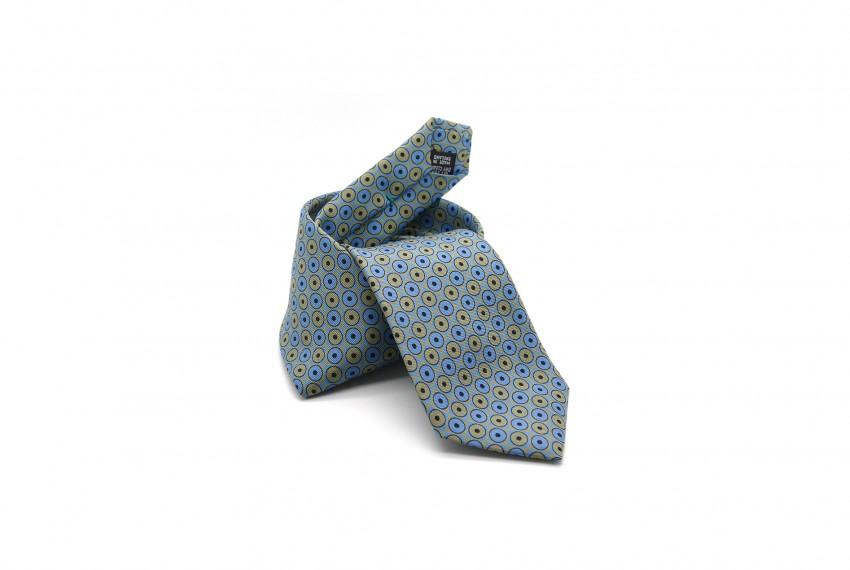 Niki Fulton Lovewell Khaki Tie