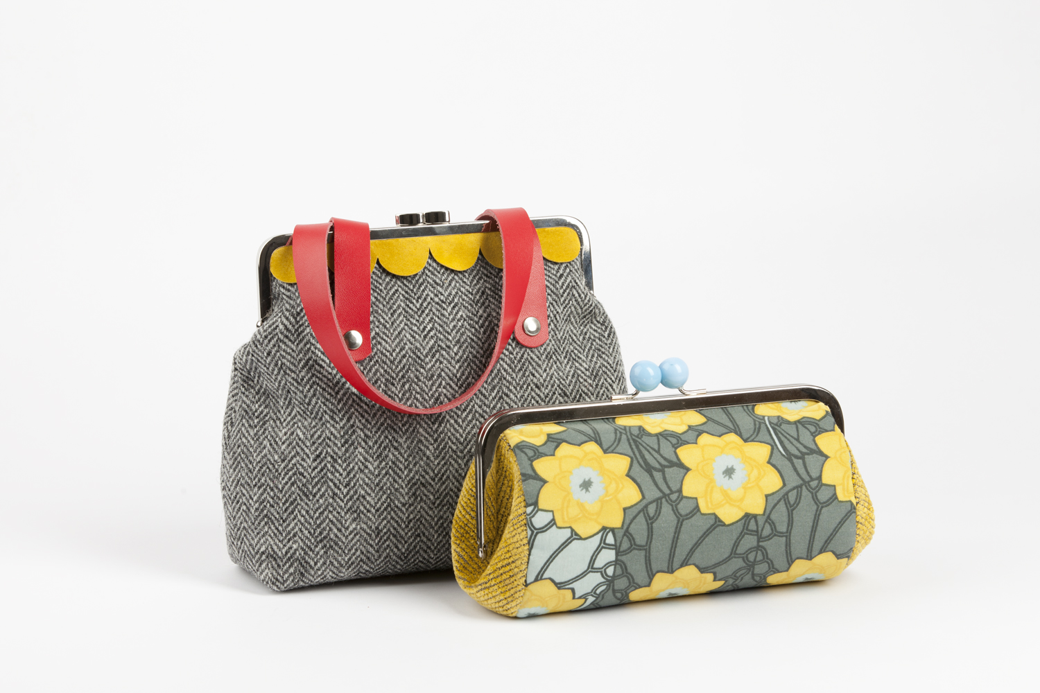 Beginner's Framed Clutch bags: ½ day workshop