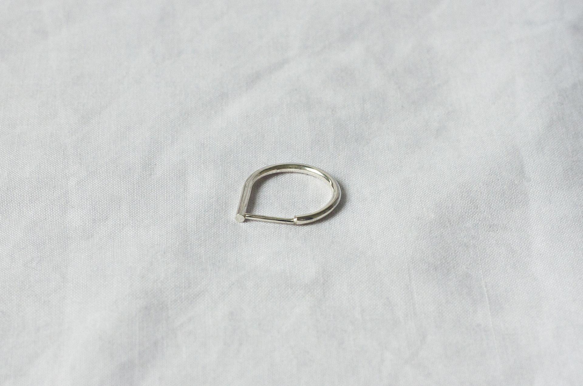 Ruth Leslie Nook ring