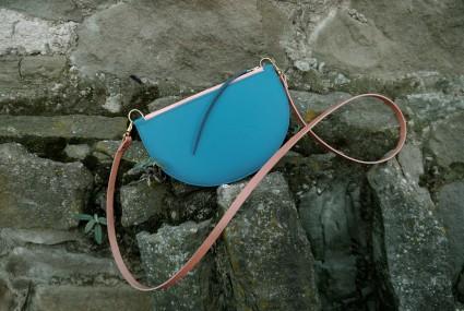 Jude Gove Manon Cross Body Bag Cobalt Blue