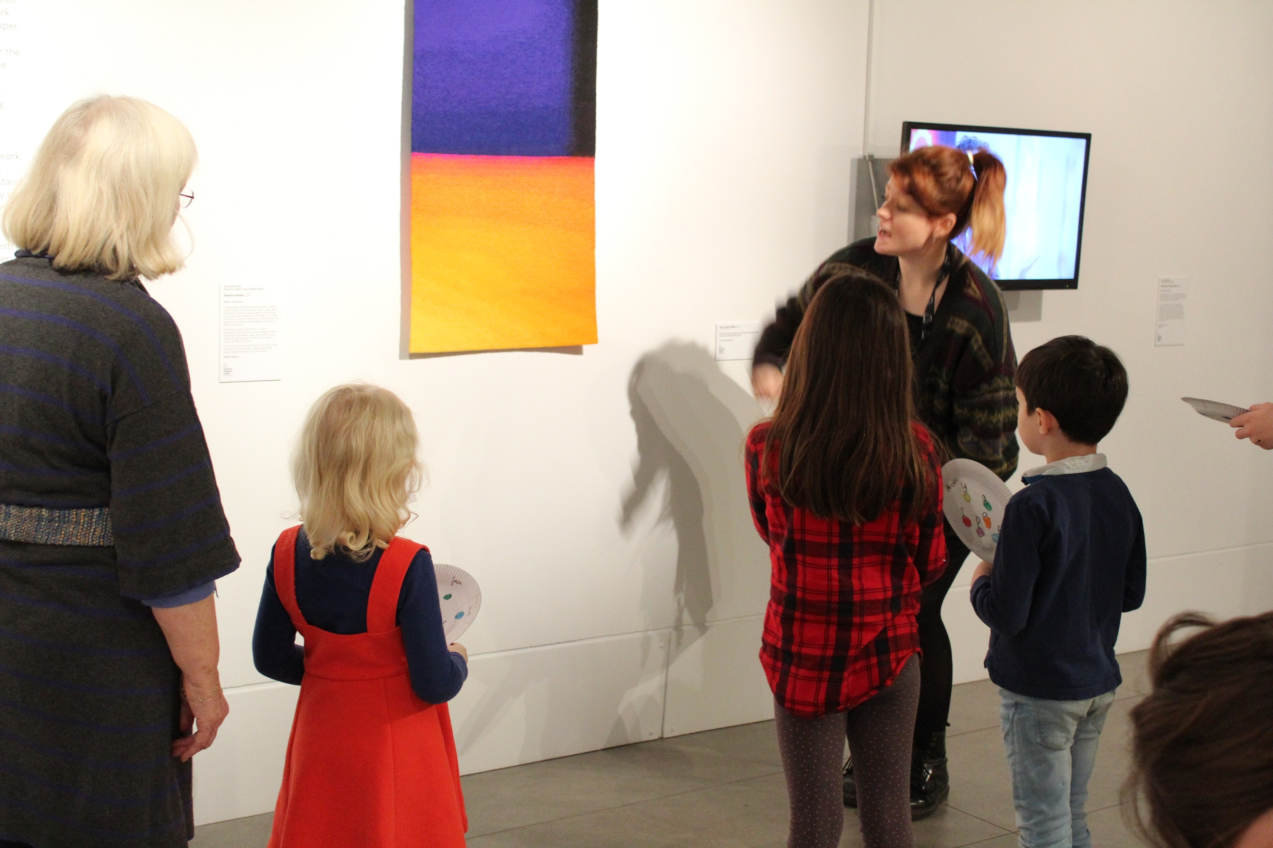 FREE Dovecot Exhibition Lunchtime Tour