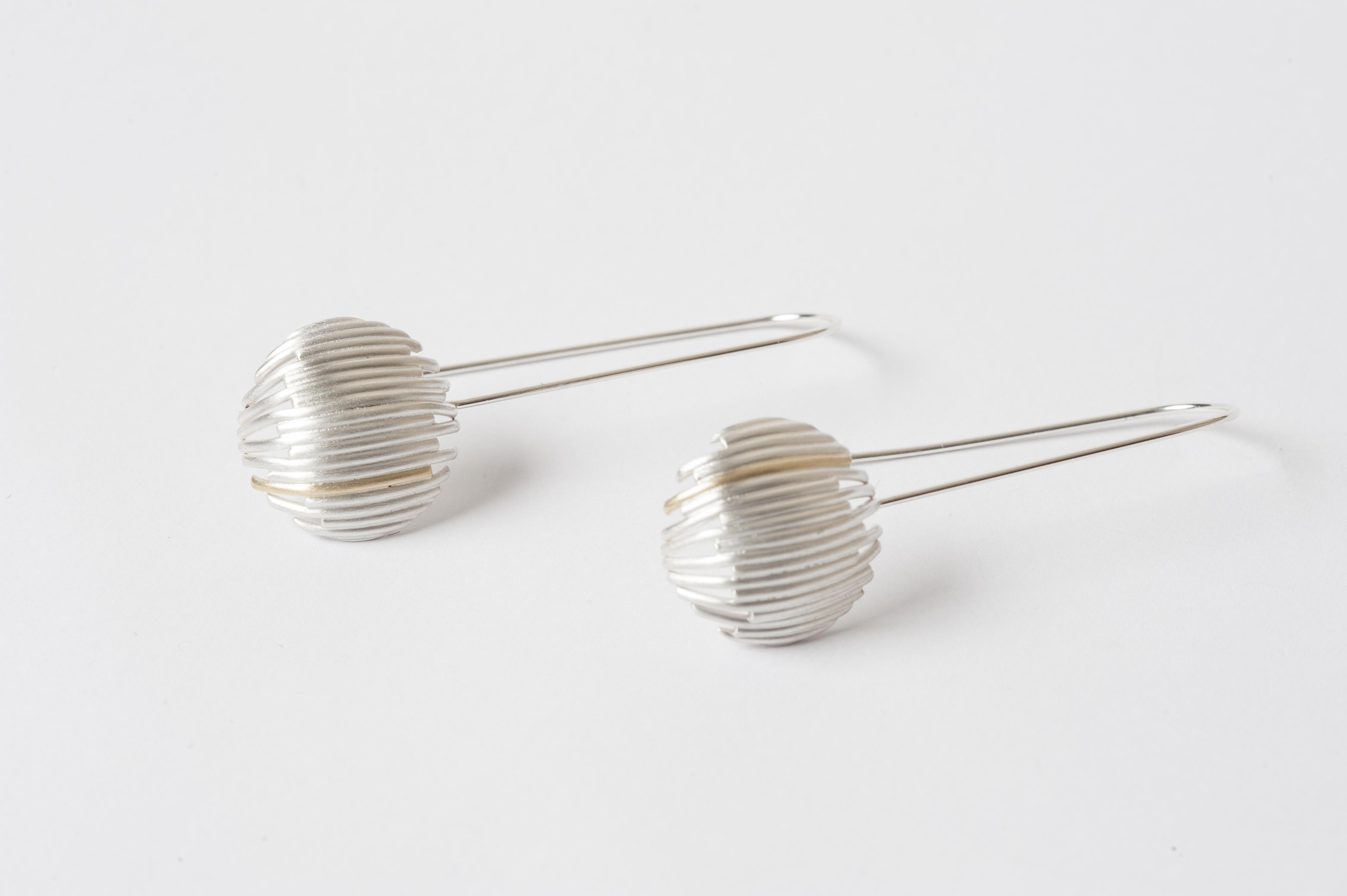 Identity Wire Earrings