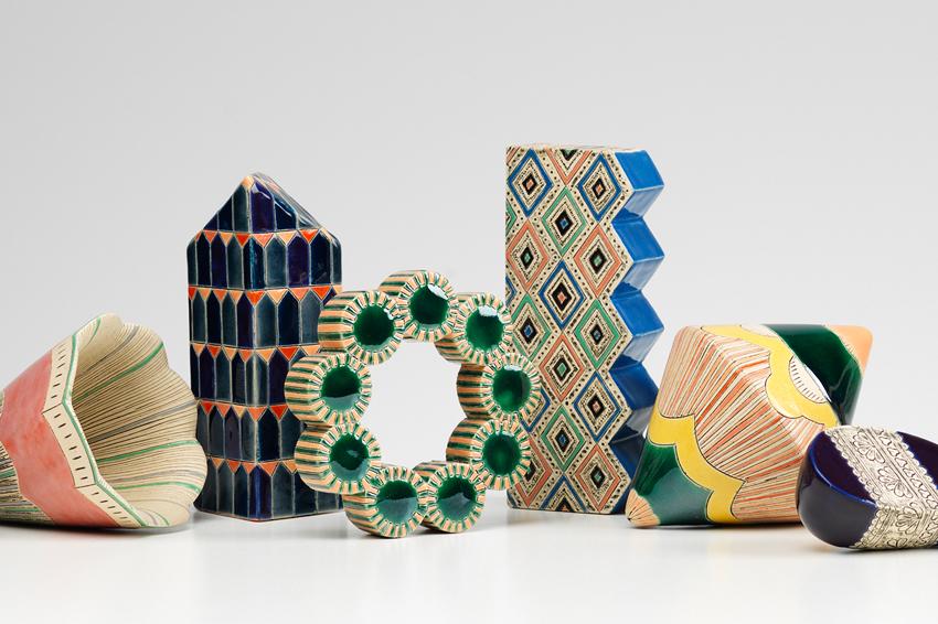 Frances Priest - Grammar of Ornament - A Fine Line - City Art Centre