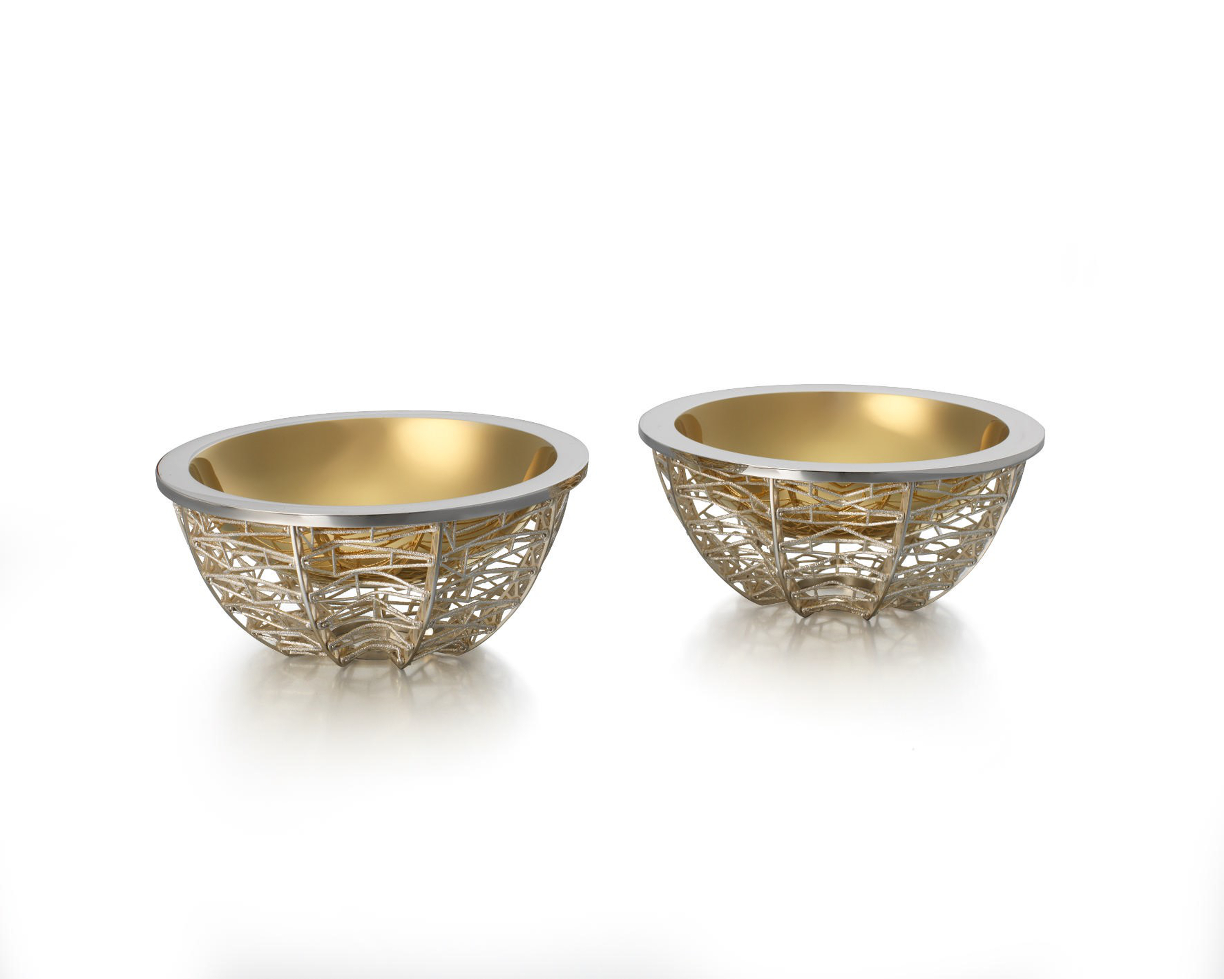 Small Infinity Bowls