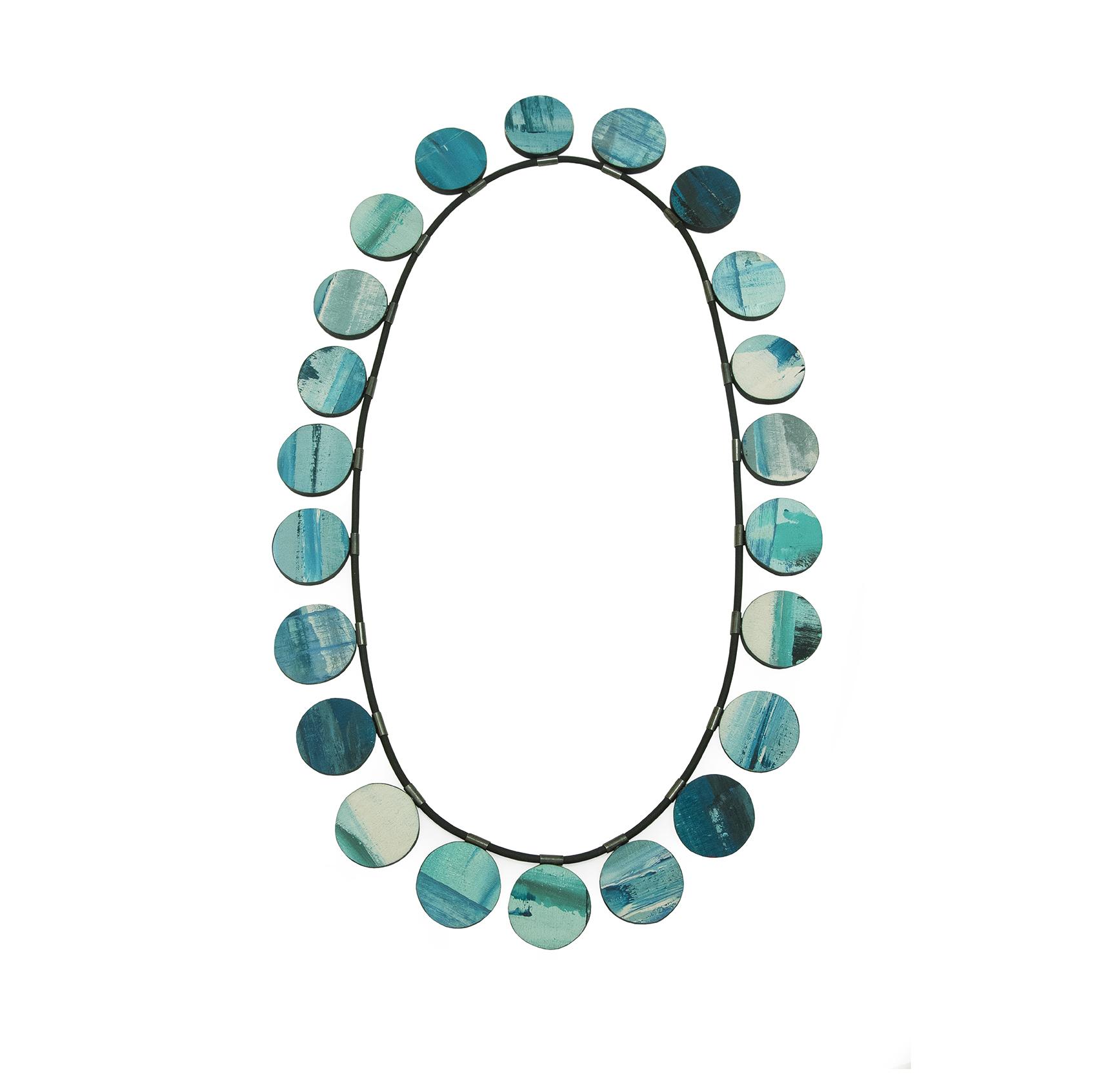 Seascape Necklace 2017