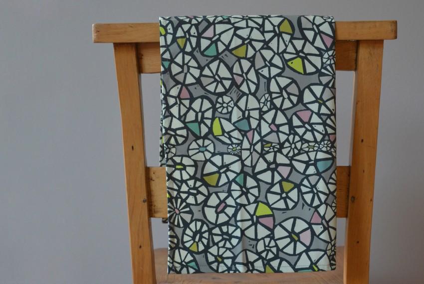 Little Axe Barnacle Tea Towel