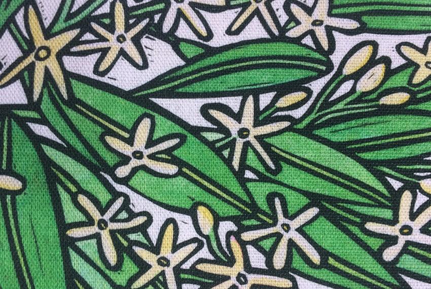 Little Axe Jasmine Textile Place Mat