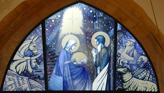 Nativity Window, Kent