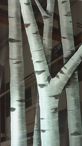 Quaking Aspen Panels